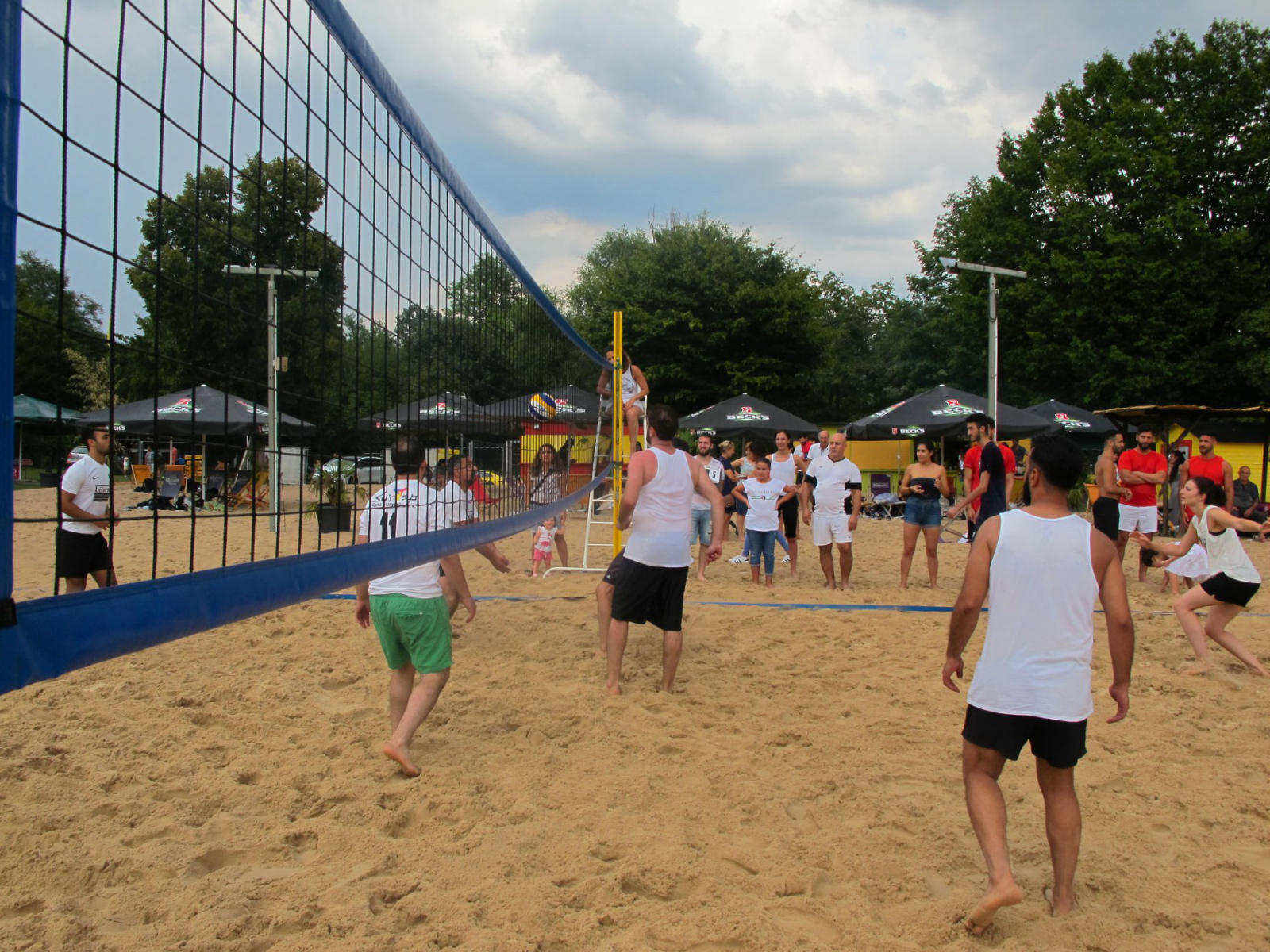 Beachvolleyball-Turnier 2018 - FV Altheim e.V.